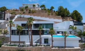 Продажа виллы в провинции Costa Blanca North, Испания: 5 спален, 768 м2, № NC3004GH – фото 39