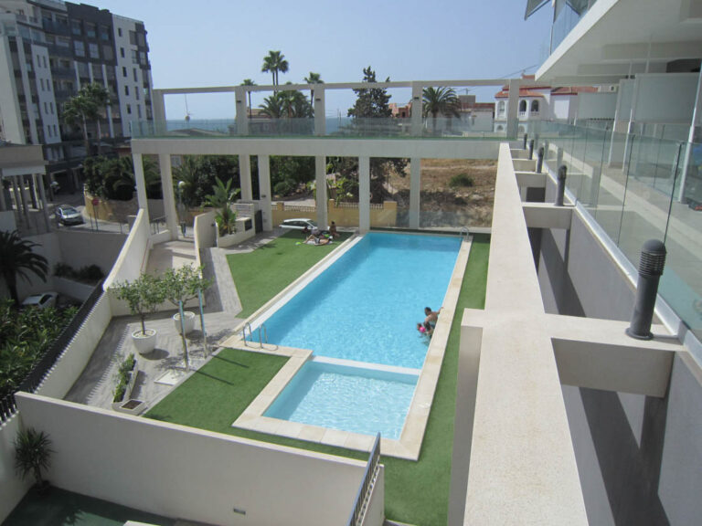 NC1381GT : Отличная новая квартира рядом с пляжем в Кальпе