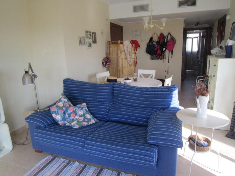 RV2534GT : Красивая квартира рядом с пляжем с видом на море в Кальпе