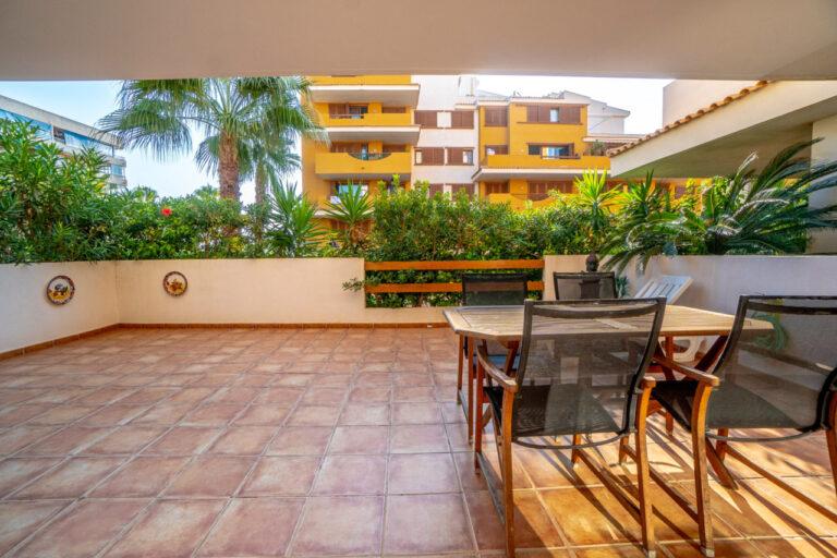 RV2636BE-D : Квартира с террасой рядом с морем на Ориуэла Коста