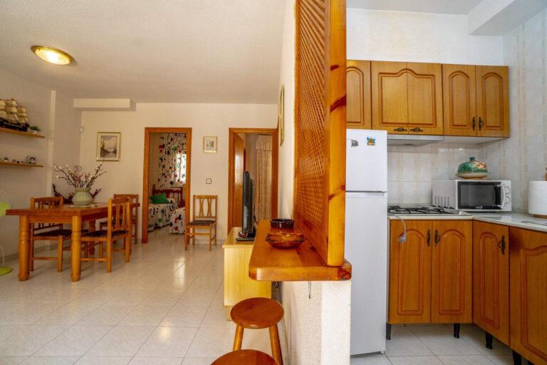 RV3279UR : Квартира с террасой рядом с пляжем Ла Зения (Ориуэла Коста)