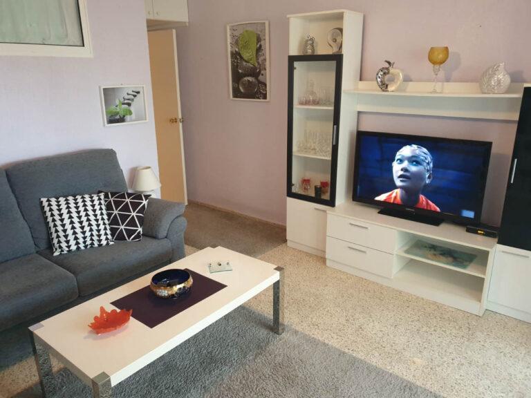 RV3542VC : Хорошая квартира рядом с пляжем в Торревьехе