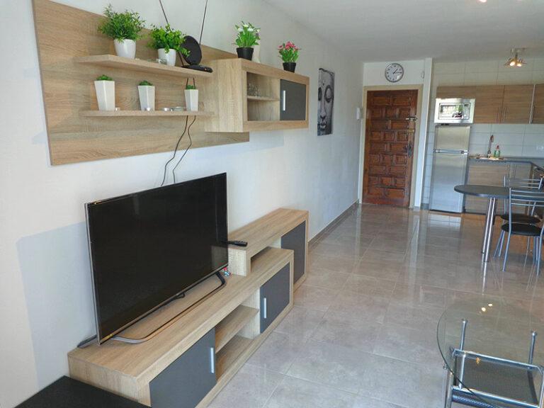 RV3567SR : Квартира рядом с пляжем в Кабо Роиг (с туристической лицензией)
