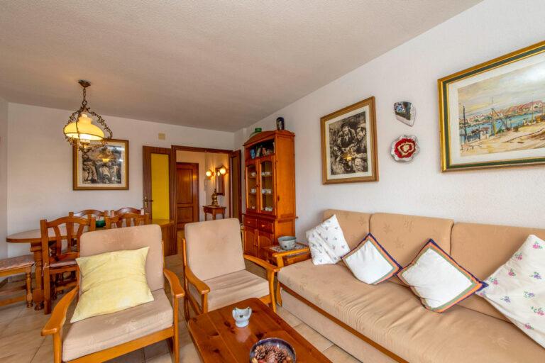 RV3763BE : Хорошая квартира с видом на море в Пунта Прима