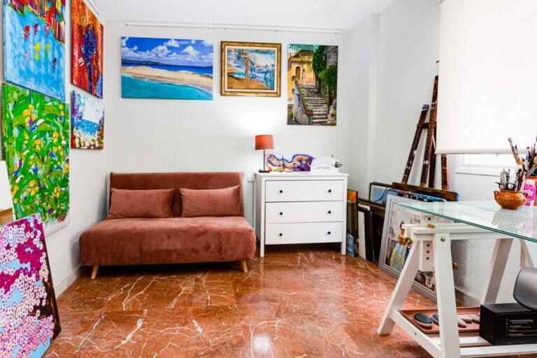 RV4874QU : Светлая квартира в центре Аликанте (Коста Бланка Север)