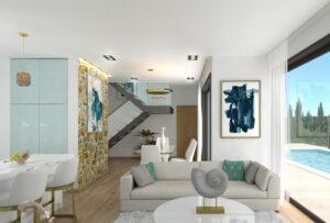 Продажа виллы в провинции Costa Blanca North, Испания: 3 спальни, 164 м2, № NC6580SH – фото 9