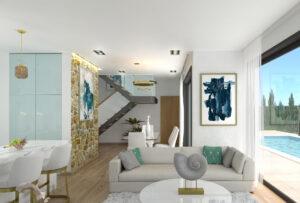 Продажа виллы в провинции Costa Blanca North, Испания: 3 спальни, 164 м2, № NC6580SH – фото 13