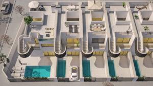Продажа дом в провинции Costa Blanca South, Испания: 3 спальни, 99 м2, № NC7890RP – фото 3