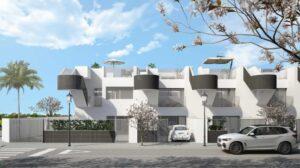 Продажа таунхаус в провинции Costa Calida, Испания: 3 спальни, 105.9 м2, № NC2672PC – фото 14