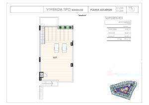 Продажа бунгало в провинции Costa Blanca North, Испания: 2 спальни, 131 м2, № NC3515IM – фото 15