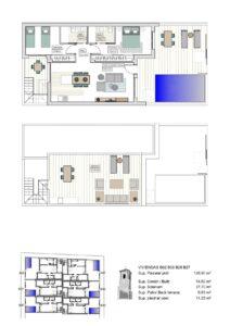 Продажа таунхаус в провинции Коста-Калида, Испания: 2 спальни, 74.50 м2, № NC2506PC – фото 15
