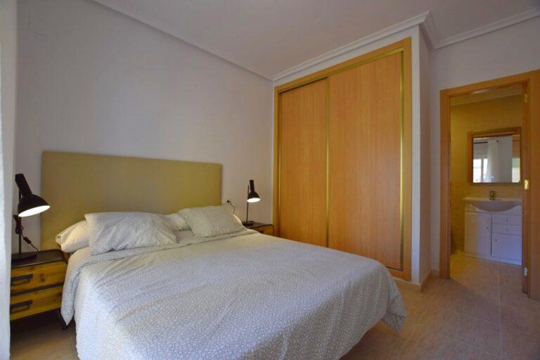 NC5322OI : Новые апартаменты на первом этаже в Торревьехе
