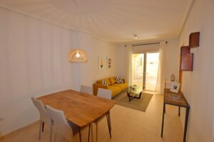 Продажа квартиры в провинции Costa Blanca South, Испания: 2 спальни, 60 м2, № NC5322OI – фото 1
