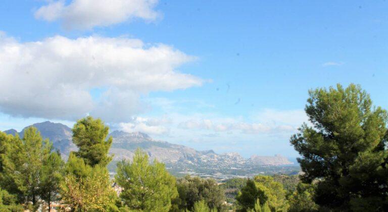 RV5335AM : Таунхаус с панорамным видом на горы и море в Полопе