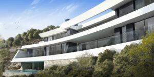 Продажа виллы в провинции Costa Blanca North, Испания: 6 спален, 632 м2, № NC0220SP – фото 3