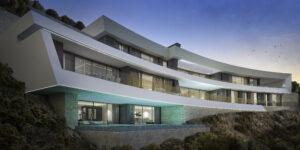 Продажа виллы в провинции Costa Blanca North, Испания: 6 спален, 632 м2, № NC0220SP – фото 4