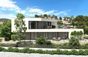 Продажа виллы в провинции Costa Blanca North, Испания: 4 спальни, 236 м2, № NC3247GT – фото 2