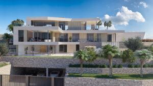 Продажа виллы в провинции Costa Blanca North, Испания: 5 спален, 900 м2, № NC2345VB – фото 4