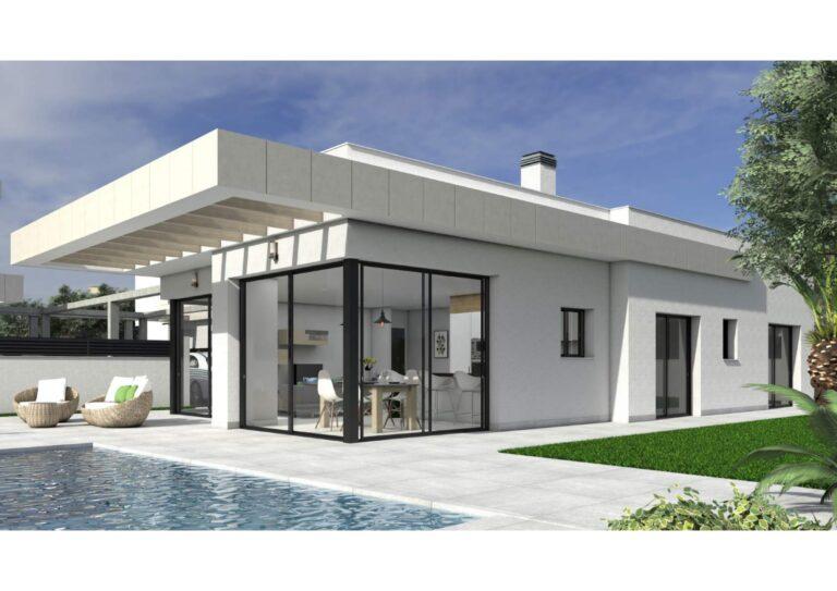 NC5103SM : Дом с террасой в Ла Эррада, Лос Монтесинос