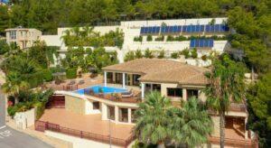 Продажа виллы в провинции Costa Blanca North, Испания: 6 спален, 950 м2, № RV2616GT – фото 6