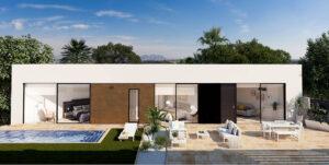 Продажа виллы в провинции Costa Blanca South, Испания: 3 спальни, 107 м2, № NC4561MD – фото 1
