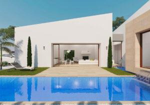 Продажа виллы в провинции Costa Blanca South, Испания: 3 спальни, 140 м2, № NC3273MD – фото 1