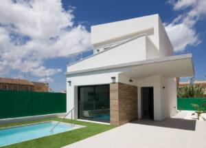 Продажа виллы в провинции Costa Blanca South, Испания: 3 спальни, 133 м2, № NC4562MD – фото 1
