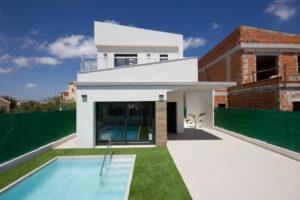 Продажа виллы в провинции Costa Blanca South, Испания: 3 спальни, 133 м2, № NC4562MD – фото 4
