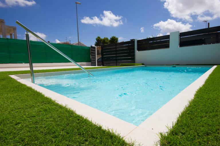 NC4562MD : Роскошные виллы c бассейном в Бенихофар (Коста Бланка Юг)