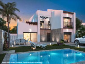 Продажа виллы в провинции Costa Blanca South, Испания: 3 спальни, 104 м2, № NC2527MH – фото 12