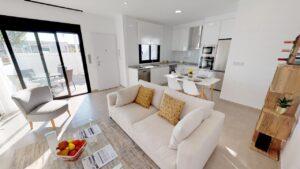 Продажа бунгало в провинции Costa Blanca South, Испания: 2 спальни, 71 м2, № NC1540VM – фото 2