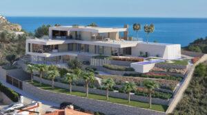 Продажа виллы в провинции Costa Blanca North, Испания: 5 спален, 900 м2, № NC2345VB – фото 8