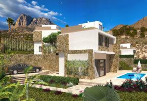 Продажа виллы в провинции Costa Blanca North, Испания: 3 спальни, 164 м2, № NC6580SH – фото 15