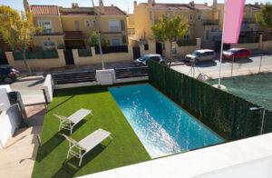 Продажа виллы в провинции Costa Blanca North, Испания: 3 спальни, 106 м2, № NC2348MH – фото 11