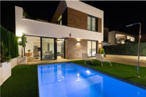 Продажа виллы в провинции Costa Blanca North, Испания: 3 спальни, 106 м2, № NC2348MH – фото 2