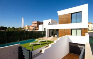 Продажа виллы в провинции Costa Blanca North, Испания: 3 спальни, 106 м2, № NC2348MH – фото 3