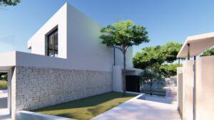 Продажа виллы в провинции Costa Blanca North, Испания: 3 спальни, 476 м2, № NC3647GE – фото 4