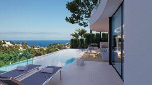 Продажа виллы в провинции Costa Blanca North, Испания: 4 спальни, 215 м2, № NC2673TU – фото 2