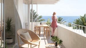 Продажа квартиры в провинции Costa Blanca South, Испания: 2 спальни, 110 м2, № NC1800AM – фото 2