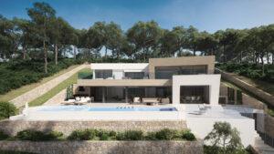 Продажа виллы в провинции Costa Blanca North, Испания: 4 спальни, 610 м2, № NC3535VB – фото 7