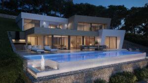 Продажа виллы в провинции Costa Blanca North, Испания: 4 спальни, 610 м2, № NC3535VB – фото 6