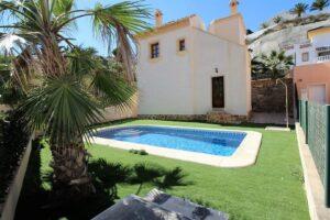 Продажа виллы в провинции Costa Blanca South, Испания: 3 спальни, 110 м2, № RV7505VC – фото 1