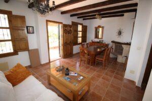 Продажа виллы в провинции Costa Blanca South, Испания: 3 спальни, 110 м2, № RV7505VC – фото 5